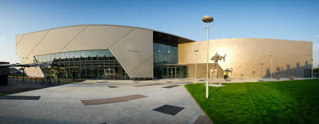 Title: Image of Knowsley Leisure Centre - Description: You need to check at each centre, but carers should receive free entry when supporting a disabled person.http://www.activeknowsley.com/centres.php
