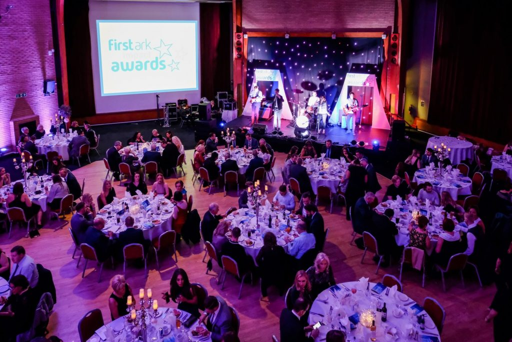 First Ark Impact Awards Ceremony on Friday 3rd November 2017