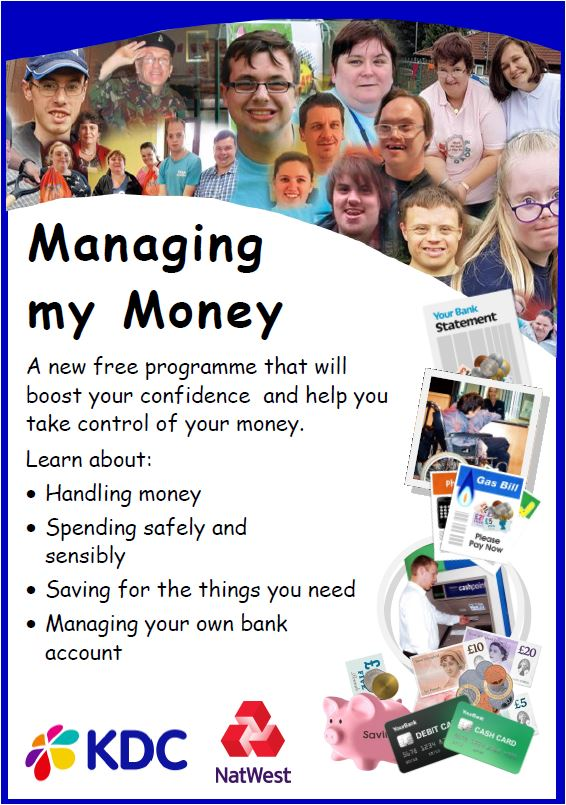 managing my money kdc