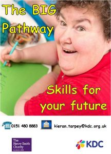 Front Page of BIG Pathway Leaflet