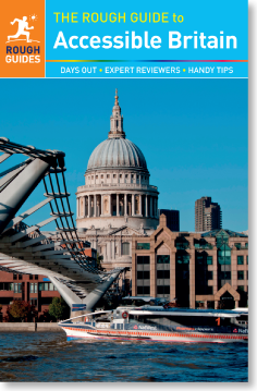 Title: Image of Rough Guide to Accessible Britain - Description: Rough Guide to Accessible Britain<br /><br /><br /><br />A free, online guide including:<br /><br /><br /><br />Over 200 inspiring ideas for worry-free days out<br /><br /><br /><br />Reviews, hints and tips by disabled visitors<br /><br /><br /><br />Grouped by 10 regional locations – featuring Olympic venues, scenic drives and towns<br /><br /><br /><br />Accessibility information including disabled parking<br /><br /><br /><br />http://www.accessibleguide.co.uk/home.php<br /><br /><br /><br />